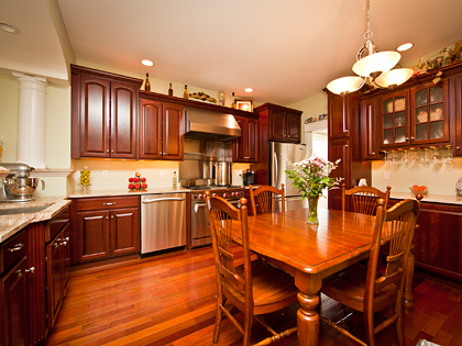 New Kitchen Renovation And Bathroom Remodeling In
