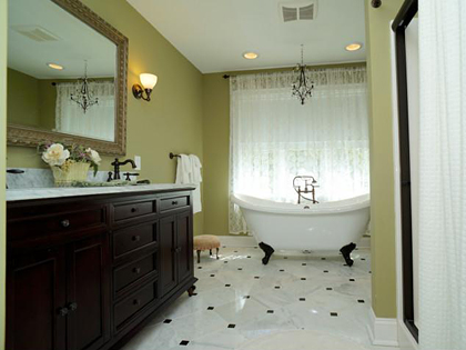New Kitchen Renovation And Bathroom Remodeling In Philadelphia PA - Raleigh bathroom remodeling contractor
